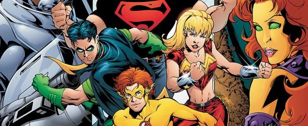 Actualités : DC Planet Teen-titans-610x250