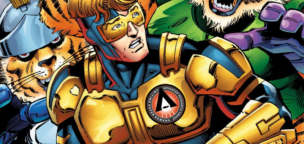 5 years later - Booster Gold