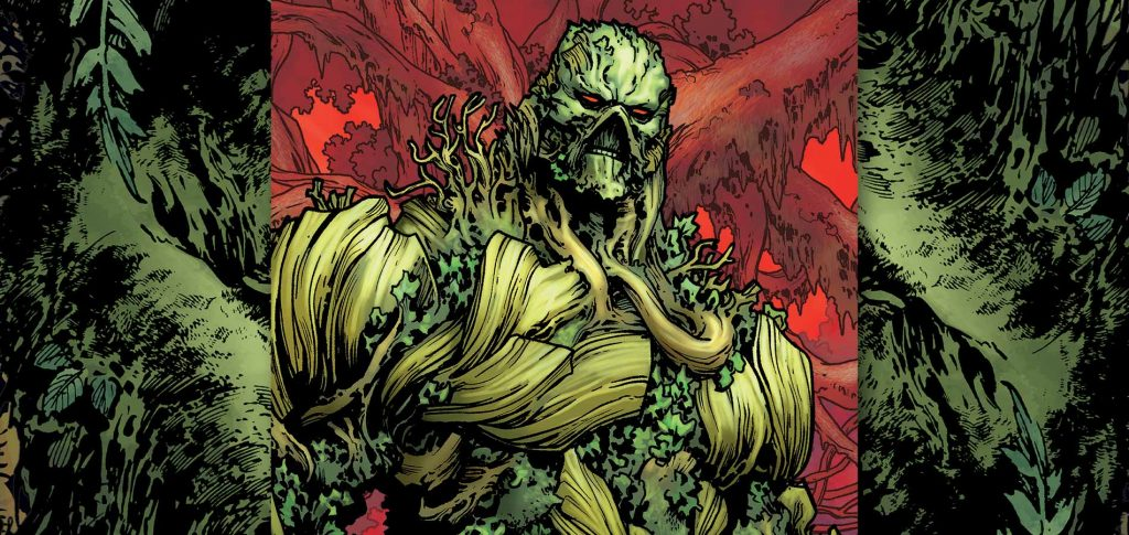 5 years later - Swamp Thing