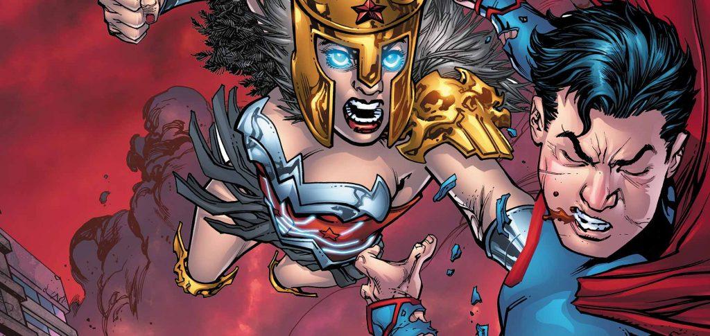 5 years later - Superman/Wonder Woman
