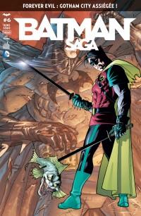 Batman Saga HS #6