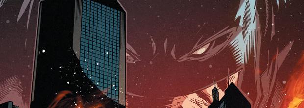 Forever Evil : Arkham War #4