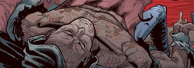 Forever Evil : Rogues Rebellion #4