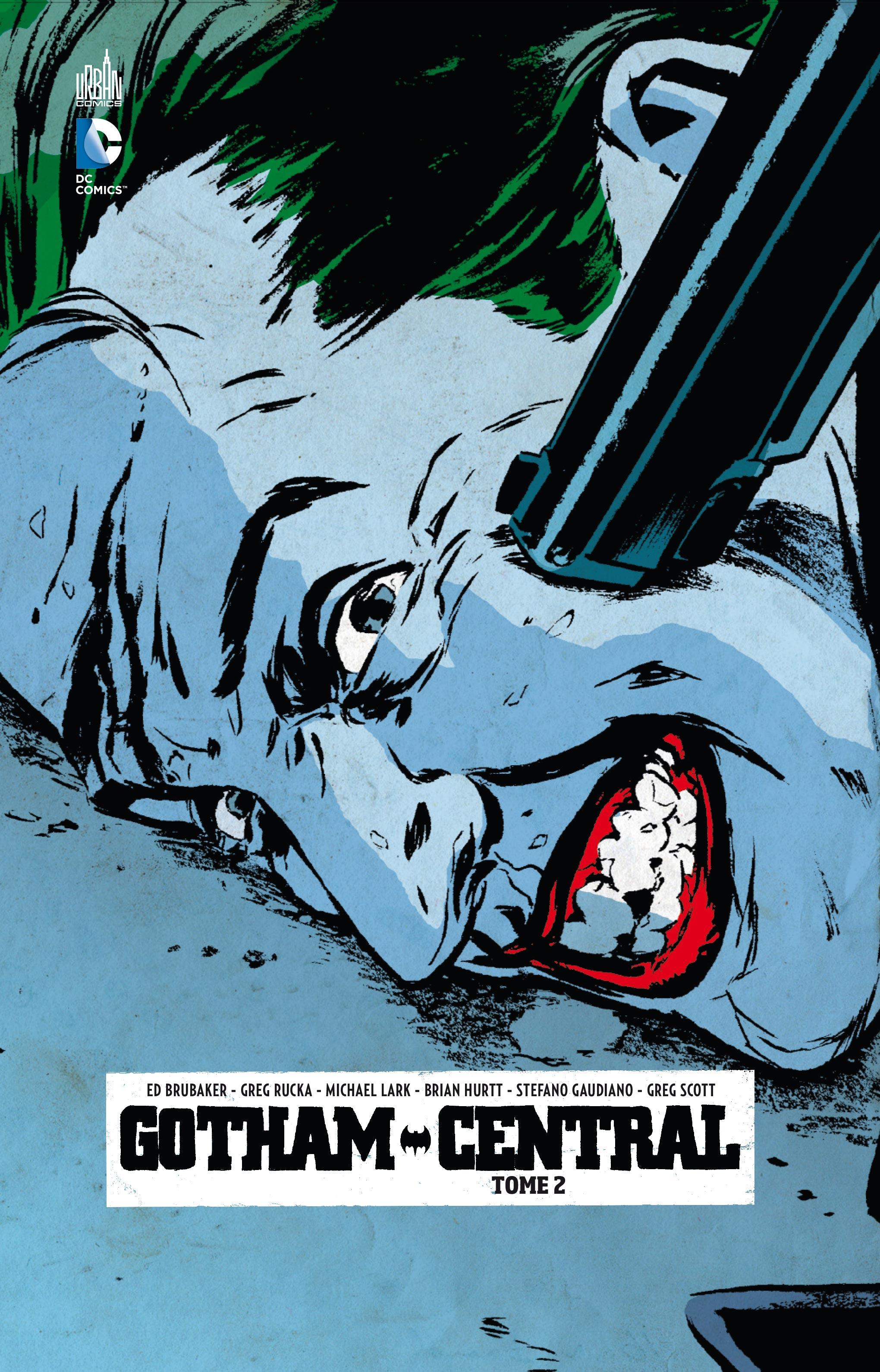 Critique de Gotham Central Tome 2