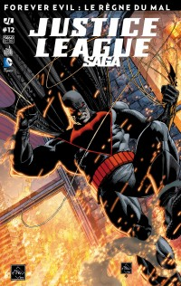 [Review VF] Justice Leauge Saga #12