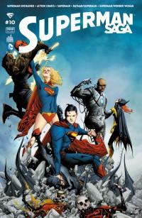 [Review VF] Superman Saga #10