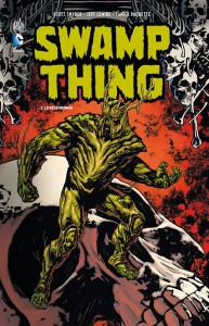 Swamp Thing Tome 3