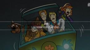 Du Scooby-Doo chez Urban en mars 2015