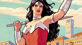 [Review VO] Wonder Woman #35