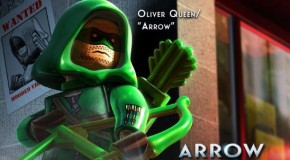 NYCC 2014 – Un pack «Arrow» pour LEGO Batman 3