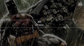 Batman Eternal débarque format librairie en 2015