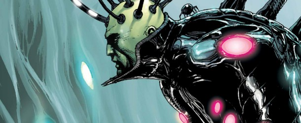 Actualités : DC Planet Brainiac-610x250