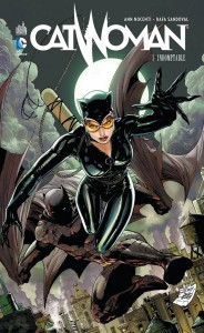 Catwoman tome 3 : Indomptable