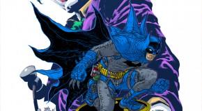 Un poster par Ivan Reis et Rafael Grampa pour la Comic Con Experience