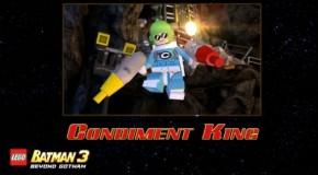 NYCC 2014 – Nouveaux perso pour LEGO Batman 3