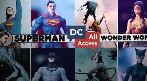 DC Collectibles dévoile une collection de figurines Jae Lee