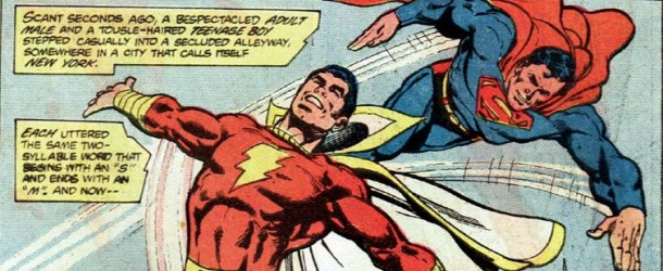 Showcase #36 - DC Comics Presents : Superman & Shazam