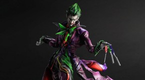 Des photos des Play Arts Kai Joker & Harley Quinn