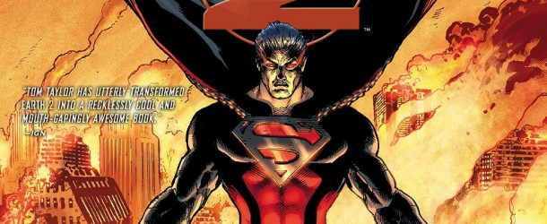 Actualités : DC Planet Earth-2_vol_4-610x250