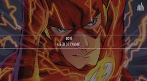 La série Flash des New 52 débarque en Librairie