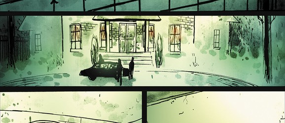 Actualités : DC Planet Gotham-by-midnight-pg03-578x250