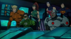 Une date pour Justice League : Throne of Atlantis