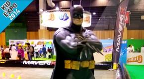 KidExpo 2014 : Lego Batman 3 et Skates Batman par Maverix