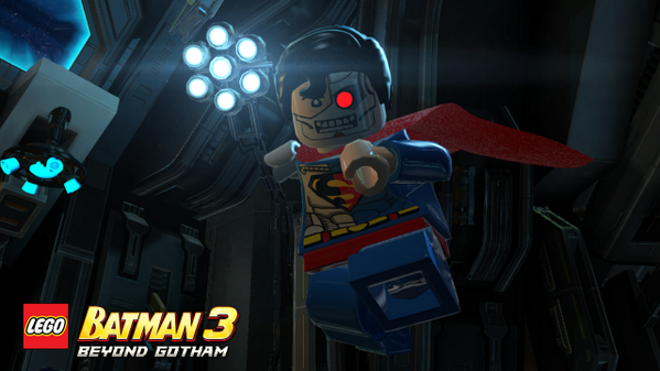 lego batman 3 cyborg superman - photo #1