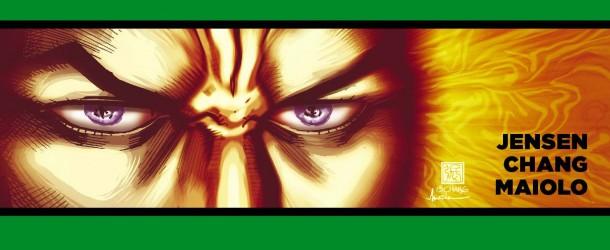 Recap Panel Green Lantern: Godhead