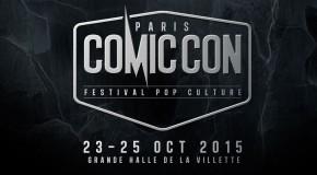 Paris Comic Con 2015 : nos impressions en vidéo