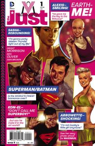The Multiversity : The Just #1