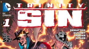 [Review VO] Trinity of Sin #1