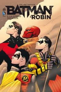 Batman et Robin Tome 2