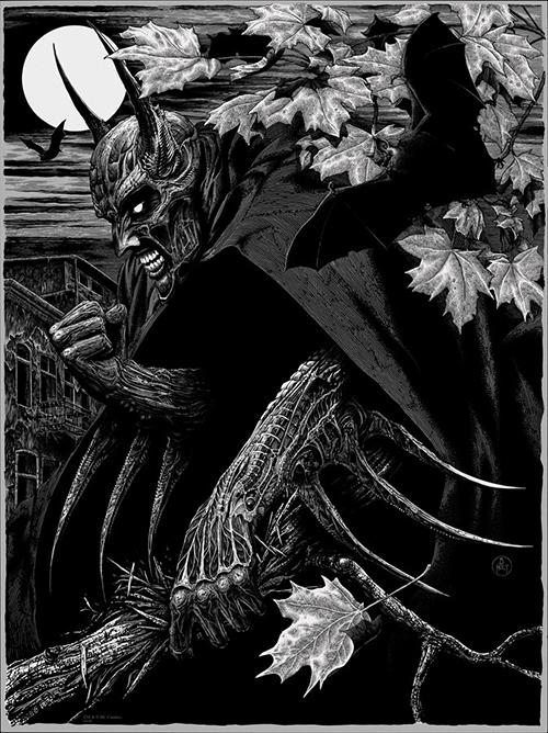 Batman by Brandon Holt