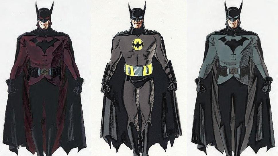 Bat-Man Year One de Darren Aronofsky et Frank Miller