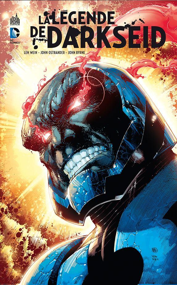 La Légende De Darkseid