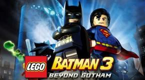 Lego Batman 3 : le trailer de lancement officiel