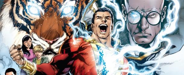 Actualités : DC Planet Shazam-Geoff-Johns-Couverture-610x250