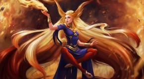 Infinite Crisis : Profil Vidéo de Arcane Supergirl