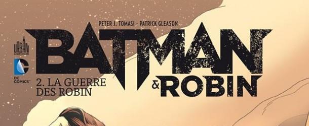 Actualités : DC Planet Batman-et-robin-tome2-review-610x250