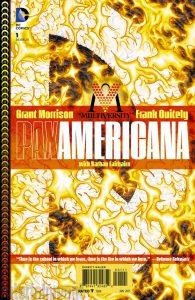 The Multiversity : Pax Americana