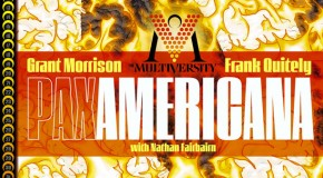[Review VO] The Multiversity : Pax Americana