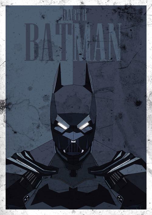 darth batman
