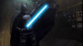 Machinima présente Batman contre Darth Vader