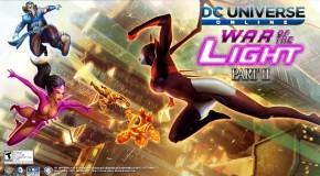 DCUO : La Guerre de la Lumière acte II est là !
