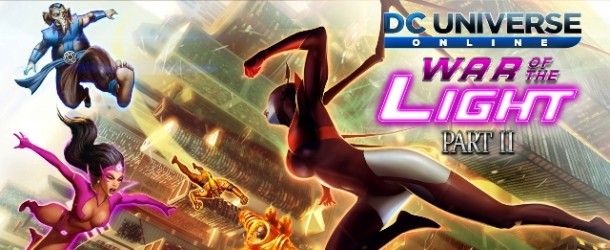 Actualités : DC Planet Dcuo-war-of-the-light-ii-610x250