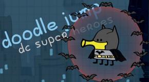 Doodle Jump DC Super Heroes débarque sur iOS