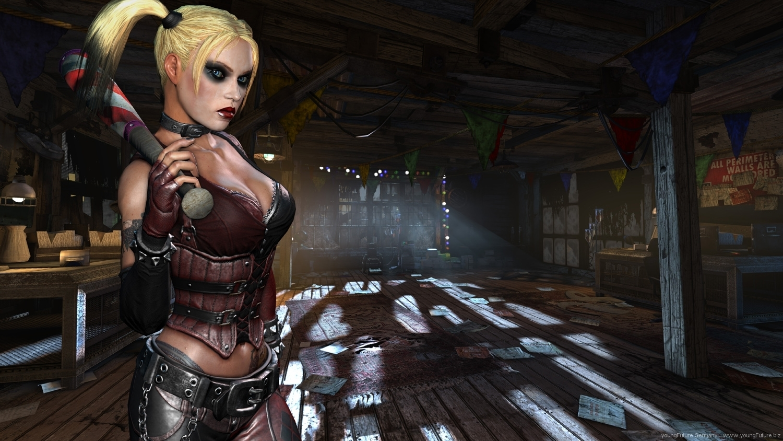 Arkhum asylum porn pics nudes video