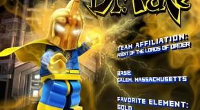 LEGO Batman 3: Dr Fate, Vibe, Ra's et bien plus