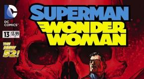 [Review VO] Superman/Wonder Woman #13